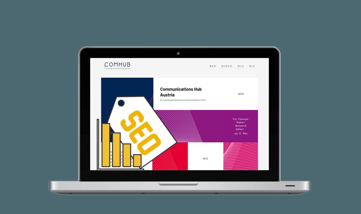 SEO Optimierung - PKOM Online Werbeagentur Wien