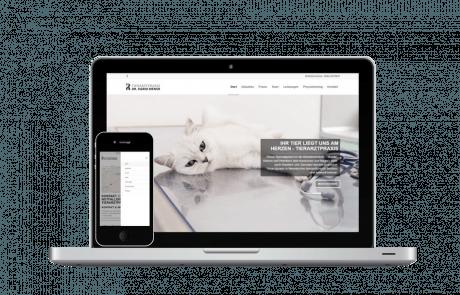 SEO Optimierung Tierarztpraxis Riener - PKOM Online Werbeagentur Wien