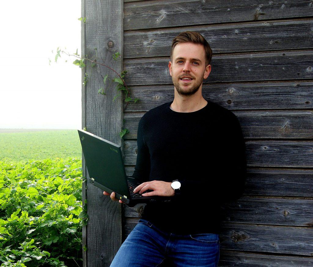 Philipp Krammer - Geschäftsführer der PKOM Webagentur Wien